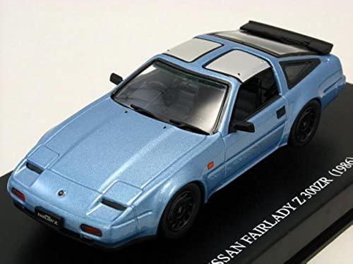 1 43 DISM Z31 Fairlady Fairlady Fairlady Z 300ZR ['87] (light azul metallic) (japan import)  precios mas baratos