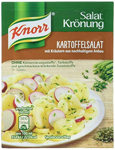 Knorr Salatkrönung Kartoffelsalat, 8 g, 5 Stück