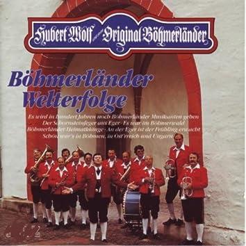 Böhmerländer Welterfolge - Die Schönste Blasmusik