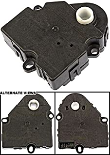 APDTY 715130 HVAC Heater AC Main Inlet Blend Door Air Actuator Fits Select Chrysler Jeep Dodge /& Ram Promaster Truck Models See Compatibility Chart To Verify Your Specific Model; Replaces 68018109AA