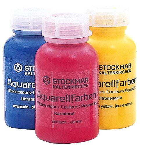 Stockmar acquerello colore 250ML, disponibile in 19colori