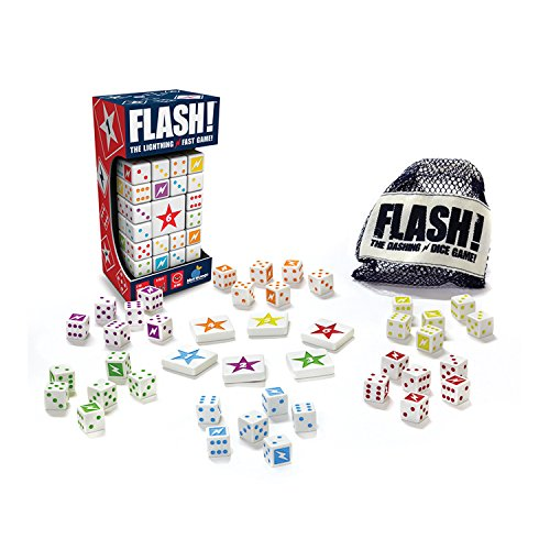 Blue Orange Flash The Lightning Fast Game