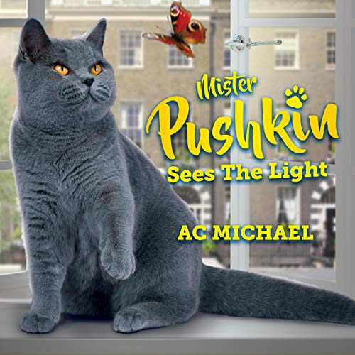 Mister Pushkin Sees the Light: 12 Summery Tales cover art