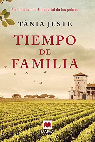 Tiempo de familia – Tània Juste   51fuw6UJJjL