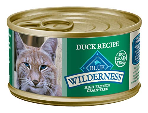 Blue Wilderness Cat Food Duck