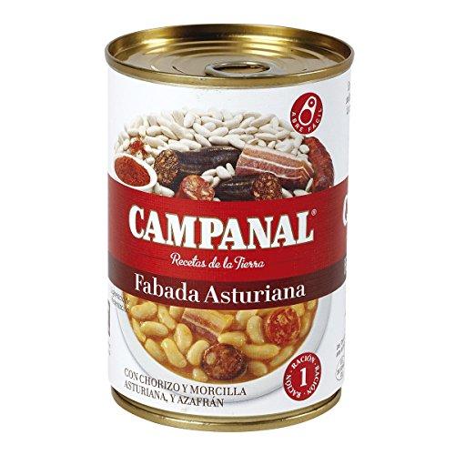 CAMPANAL fabada asturiana lata 425 gr