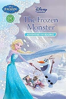 Paperback Disney Learning: Frozen: Frozen Monster Level Pre-1 Book