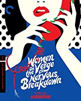 Criterion Collection: Women on the Verge of a [Blu-ray] [Import]