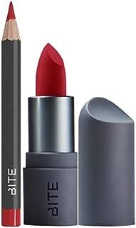 Bite Beauty Lip and Liner to Go Tannin Mini Bundle