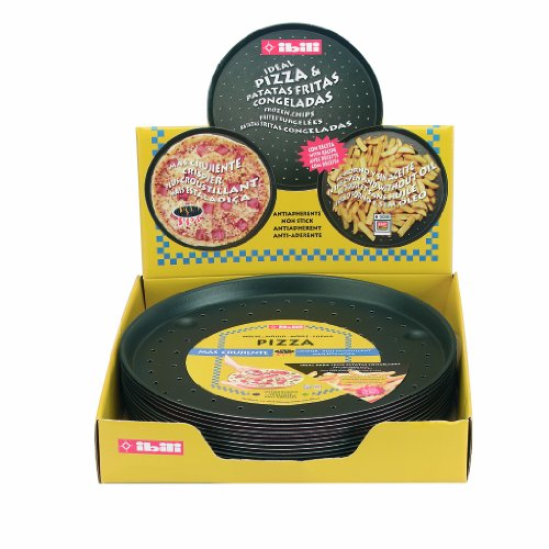 IBILI 356128 - Molde Pizza Crispy Venus 28 Cms.