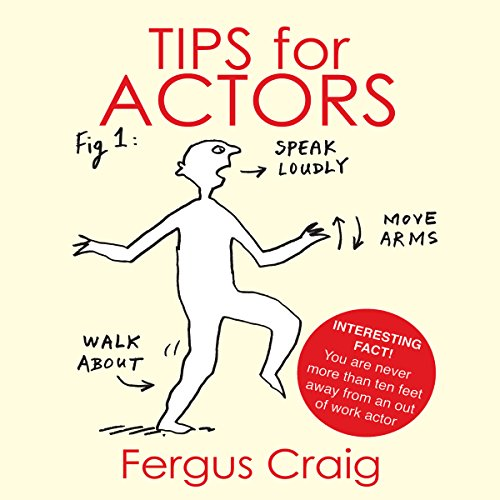Tips for Actors audiobook cover art