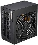 80PLUS ゴールド認証 フルプラグインATX電源 配線がキレイに仕上がるフラットケーブル&ブラックコネクタ 105℃日本メーカー製(1次)個体コン(2次)、電圧SENSEで安定動作 充実の基本仕様 / 105℃コンデンサ(1次側:日本メーカー製、2次側:個体コンデンサ)や、DC-DCコンバーターを標準搭載し、ハイエンド品に用いられる電圧SENSE(5V/12V) PinでPCのさらなる安定動作を達成 ケーブルマネジメント / フルプラグイン、フラットケーブルを採用することで、組み立てを容易に...