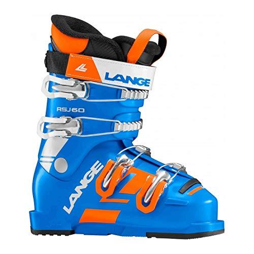 Lange kinderen Rsj 60 skischoenen, jongens