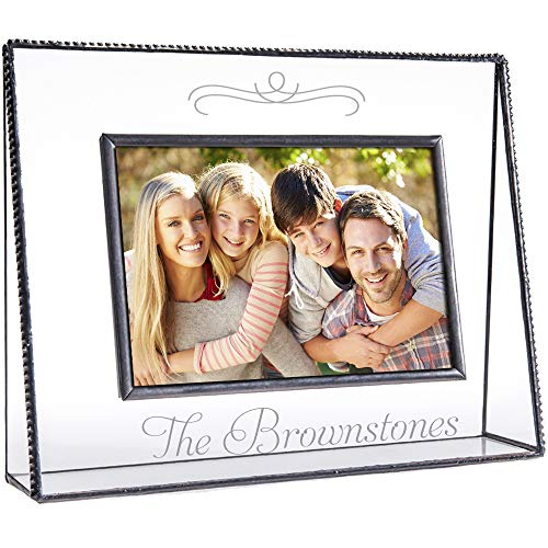 J Devlin Pic 319-46H EP501 Personalized Family Picture Frame...