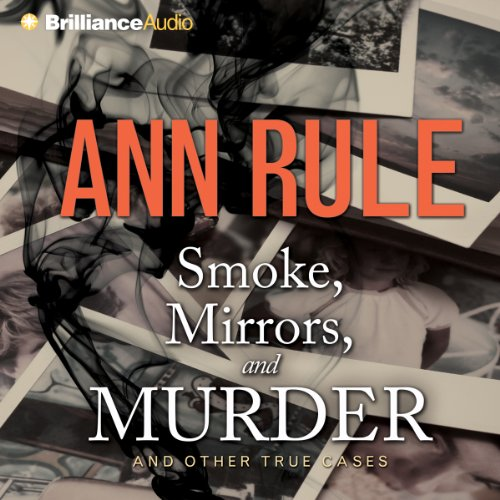 Smoke, Mirrors, and Murder audiobook cover art
