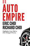 Auto Empire: Highlights from M&As that Changed History (English Edition)
