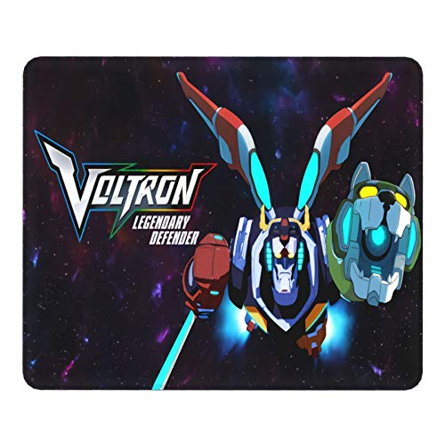 Voltron Rectangular Non-Slip Rubber Mouse Pad 2530.