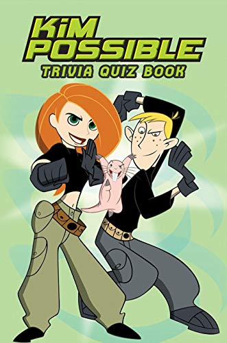 Kim Possible: Trivia Quiz Book (English Edition)