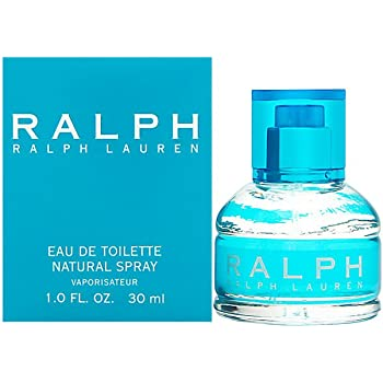 Ralph by Ralph Lauren for Women, Eau De Toilette Natural Spray,1 Fl Oz