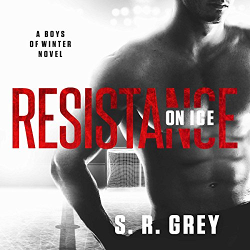 Resistance on Ice audiobook cover art