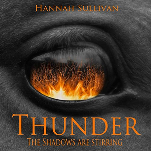 Thunder: The Shadows Are Stirring audiobook cover art