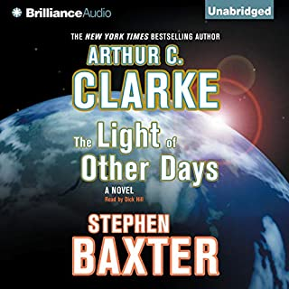 The Light of Other Days audiobook cover art