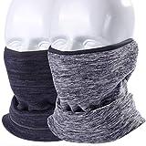 Neck Gaiter/Skull Cap/Sweatband/Eye Mask Combo