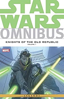 Star Wars Omnibus: Knights of the Old Republic Vol. 1 (Star Wars Omnibus Knights of the Old Republic) by [John Jackson Miller, Dave Marshall, Travis Charest, Brian Ching, Travel Foreman, Dustin Weaver, Harvey Tolibao]