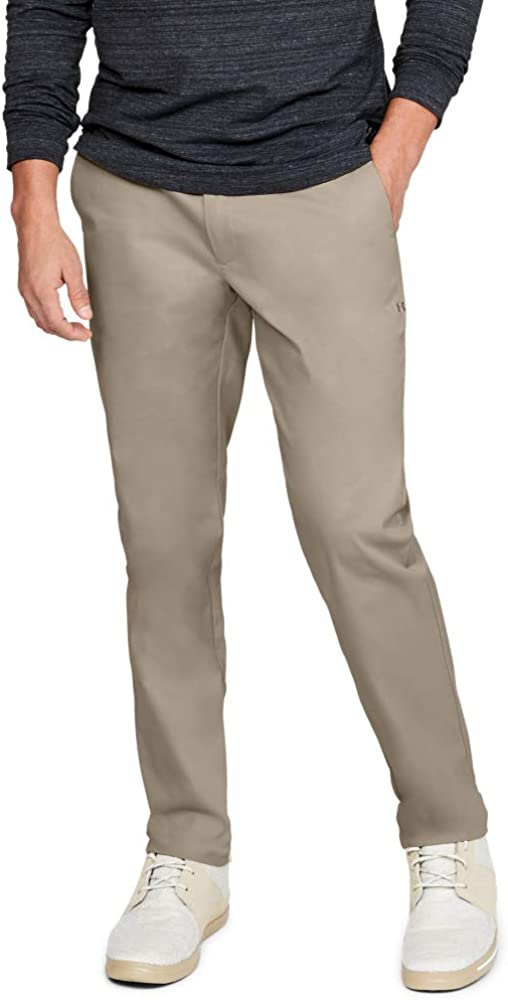 Under Armour Men's Max 72% OFF Showdown Spasm price Pants Tapered Chino Golf