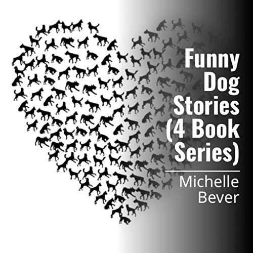 Funny Dog Stories (4 Book Series) cover art