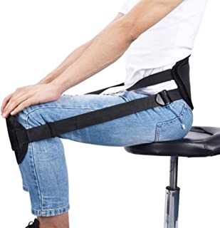 AKDSteel Back Support Belt Pad for Better Sitting Size Adjustable Therapy Posture Correction for Pain Relief,Sports Access...