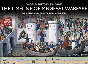 The Timeline of Medieval Warfare: The Ultimate Guide to Battle in the Middle Ages (World History Timeline)