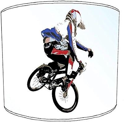 20,3cm Table bmx, bike, bicycle Childrens abat-jour 11