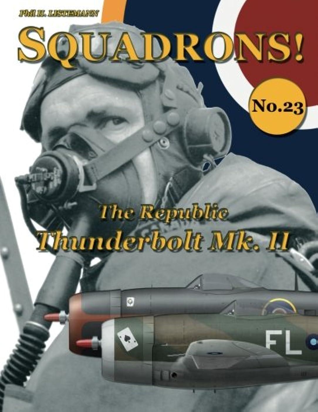 離すデザート方法論The Republic Thunderbolt Mk. II (SQUADRONS!)