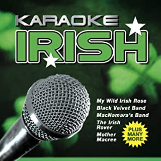 irish karaoke tracks