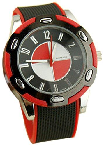 Sport Armbanduhr Quarz Analog Watch, XXL Format
