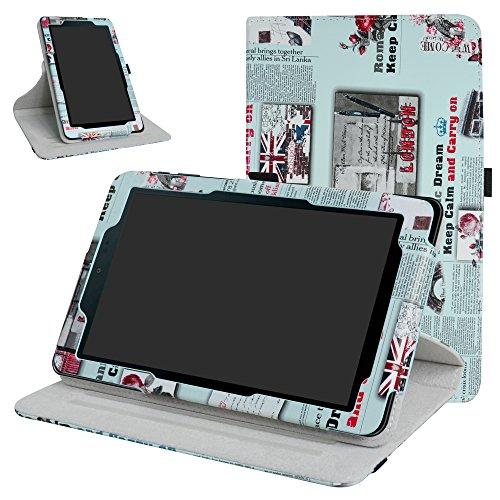 Mama Mouth Slim Folio 2-folding Funda para tablet de Verizon