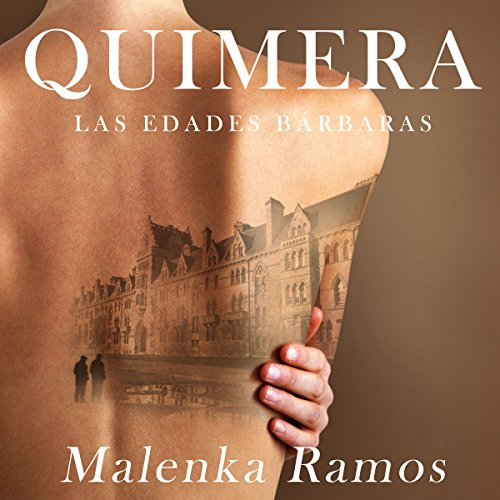 Quimera [Chimera] audiobook cover art
