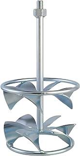 Collomix 40.974-000 Varilla mezcladora con efecto de mezcla descendente de 590 x 120 mm