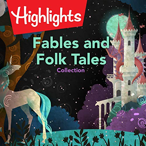 『Fables and Folk Tales Collection』のカバーアート