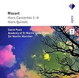 Horn Concertos 1-4 & Horn Quintet - . Pyatt