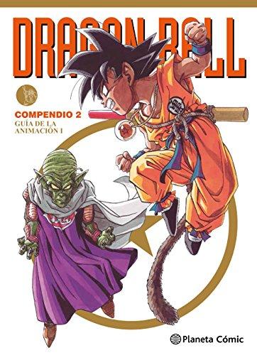Dragon Ball Compendio nº 02/04: Guía de la animación I