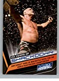 2019 Topps WWE Smackdown Live 20 Years of SmackDown #SD-21 Kurt Angle Wrestling Trading Card