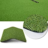 ALTRUISTIC Thick Golf Artificial Grass Turf Pro Putting Green Mat 7ft x 13ft, Customized Sizes/Indoor Outdoor Golf Training Mat, Synthetic Faux Grass for Garden Yard Baseball Football Gym Sports