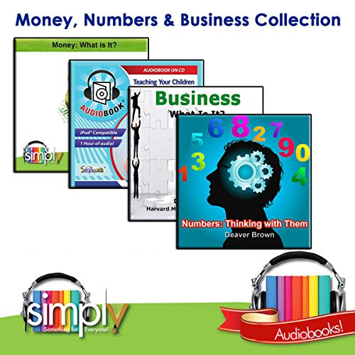 Money, Numbers & Business Collection Titelbild