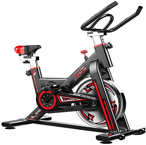 Bicicleta de spinning para el hogar, bicicleta de ejercicio para interiores y exteriores, ideal para hacer ejercicio aeróbico