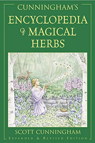 Cunningham's Encyclopedia of Magical Herbs (Llewellyn's Sourcebook Series) (Cunningham's Encyclopedia Series (1))