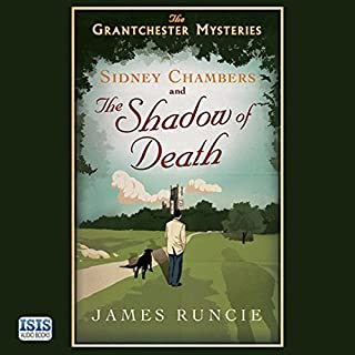 Sidney Chambers and the Shadow of Death audiobook cover art