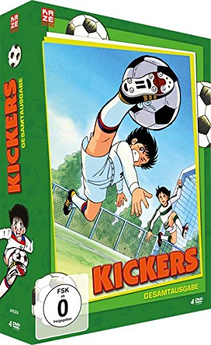 Kickers - Gesamtausgabe - [DVD]