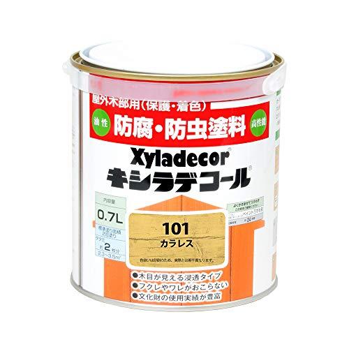 大阪ガスケミカル株式会社 キシラデコール カラレス 0.7L
